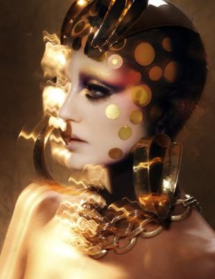 Golden Mermaide