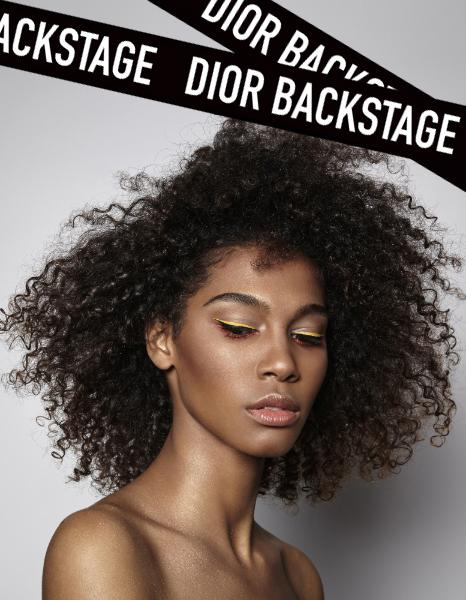 Dior Backstage.